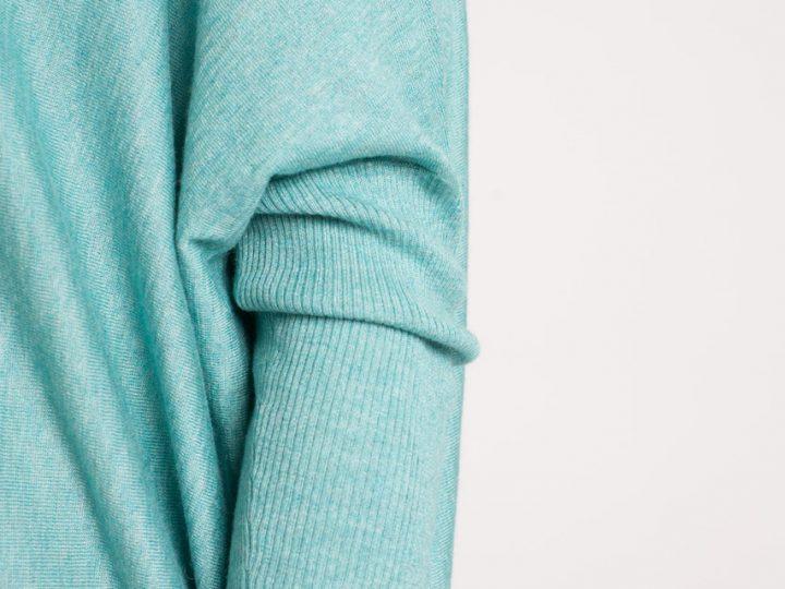 Ponchos de verano en lana cashmere