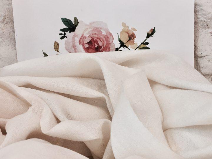 Fular Blanco