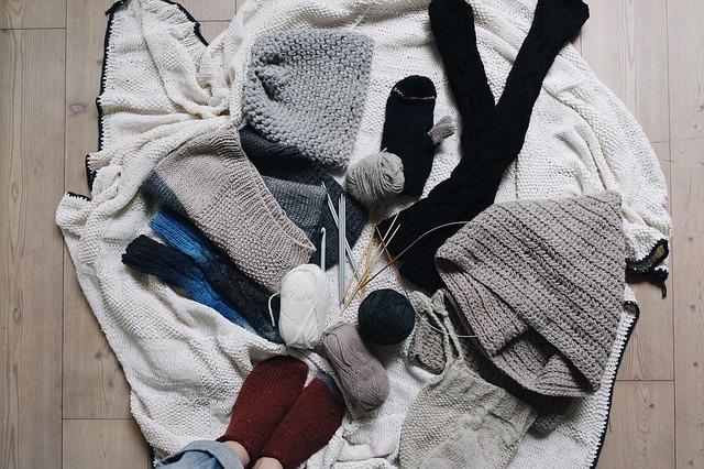 jerseys de ganchillo
