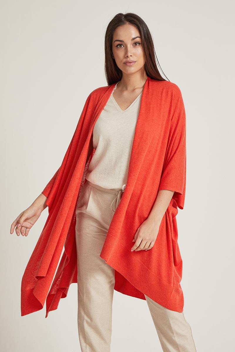 capa fina de lana